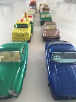 TrafficBlogCars