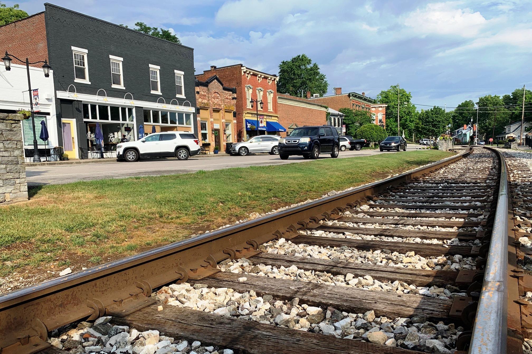 Midway -- Railroad Street